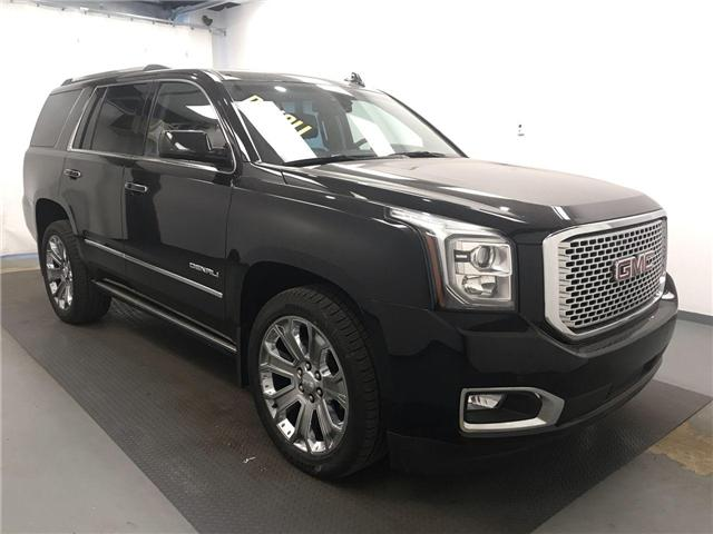 2016 GMC Yukon Denali (Stk: 168331) in Lethbridge - Image 1 of 19