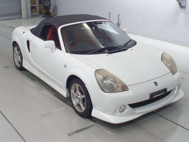 2002 Toyota MR-2 Spyder Right Hand Drive (Stk: p18-223) in Dartmouth - Image 2 of 9