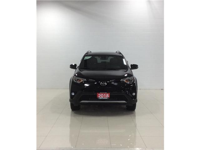 2018 Toyota RAV4 SE (Stk: T18353A) in Sault Ste. Marie - Image 2 of 12