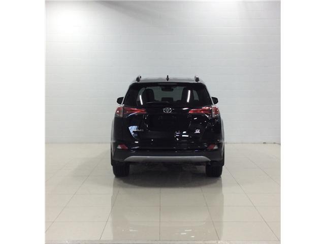 2018 Toyota RAV4 SE (Stk: T18353A) in Sault Ste. Marie - Image 4 of 12