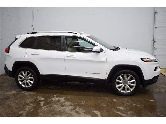 2016 Jeep Cherokee LIMITED 4X4- BLUETOOTH * NAV * LEATHER (Stk: B2722) in Kingston - Image 1 of 30