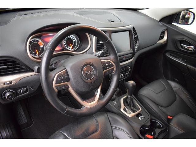 2016 Jeep Cherokee LIMITED 4X4- NAV * BLUETOOTH * BACKUP CAM (Stk: B2700) in Napanee - Image 2 of 30