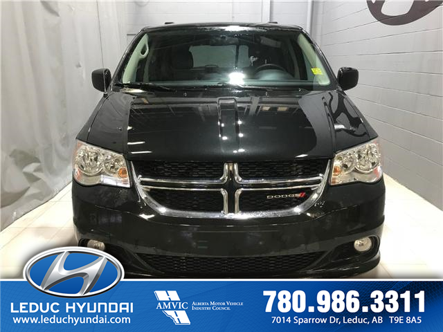2018 Dodge Grand Caravan Crew (Stk: PL0081) in Leduc - Image 1 of 8
