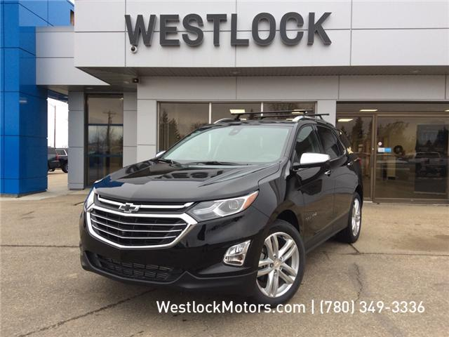2019 Chevrolet Equinox Premier (Stk: 19T62) in Westlock - Image 1 of 24