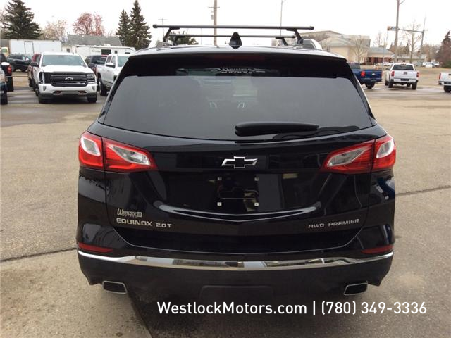 2019 Chevrolet Equinox Premier (Stk: 19T62) in Westlock - Image 4 of 24