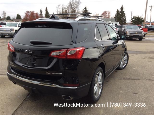 2019 Chevrolet Equinox Premier (Stk: 19T62) in Westlock - Image 6 of 24