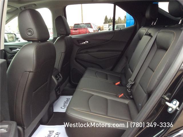 2019 Chevrolet Equinox Premier (Stk: 19T62) in Westlock - Image 11 of 24