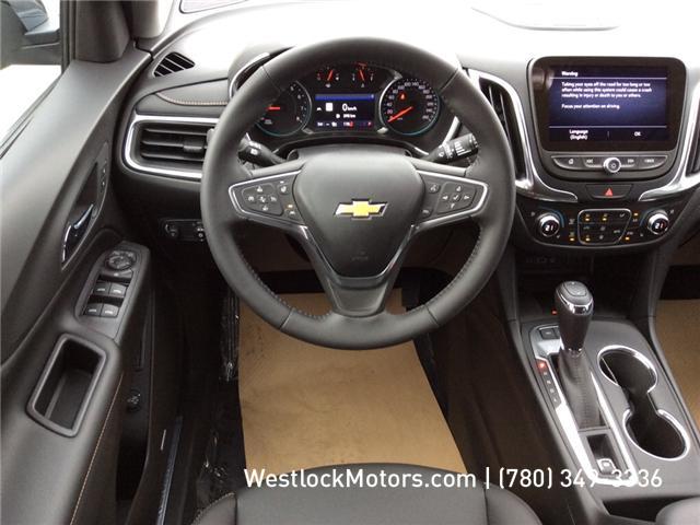 2019 Chevrolet Equinox Premier (Stk: 19T62) in Westlock - Image 13 of 24