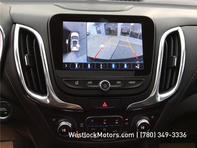 2019 Chevrolet Equinox Premier (Stk: 19T62) in Westlock - Image 22 of 24