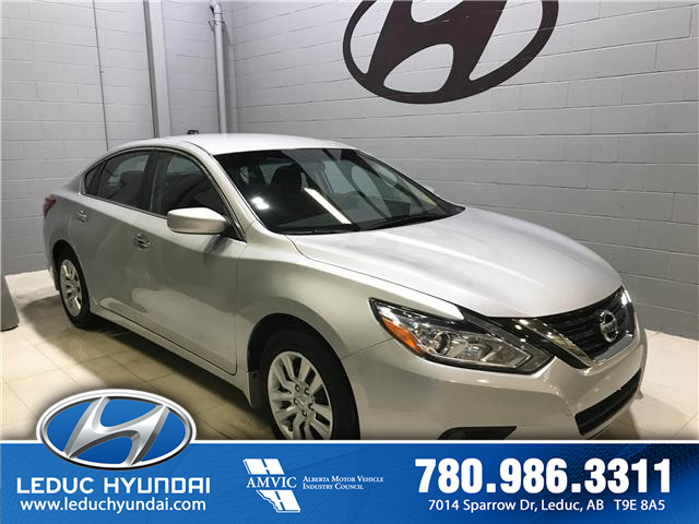 2017 Nissan Altima 2.5 (Stk: 8SO7359A) in Leduc - Image 2 of 8