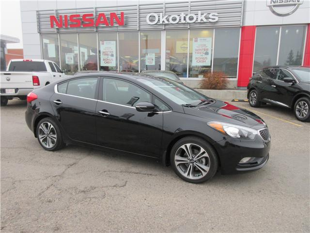 2016 Kia Forte  (Stk: 7932) in Okotoks - Image 1 of 23