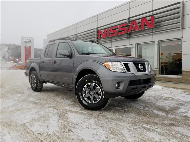 2018 Nissan Frontier PRO-4X (Stk: 8F0265) in Whitehorse - Image 1 of 28