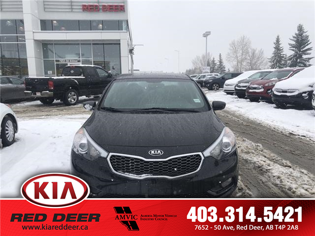 2016 Kia Forte 1.8L LX+ (Stk: 8FT2827A) in Red Deer - Image 2 of 12