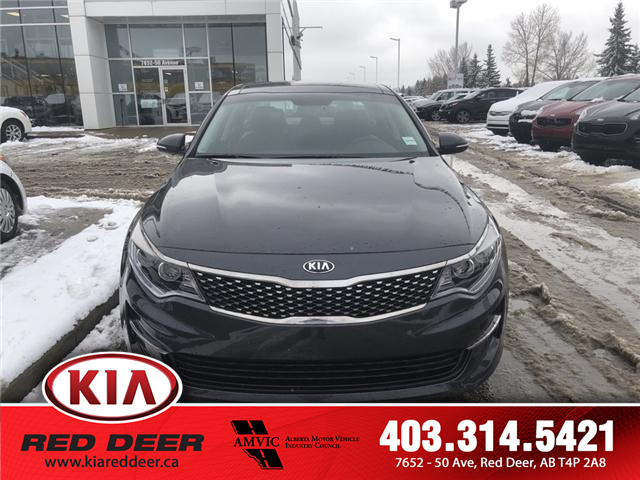2017 Kia Optima EX Tech (Stk: 8ST3944A) in Red Deer - Image 2 of 16