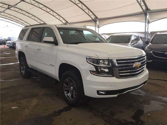 2019 Chevrolet Tahoe LT (Stk: 169117) in AIRDRIE - Image 1 of 27