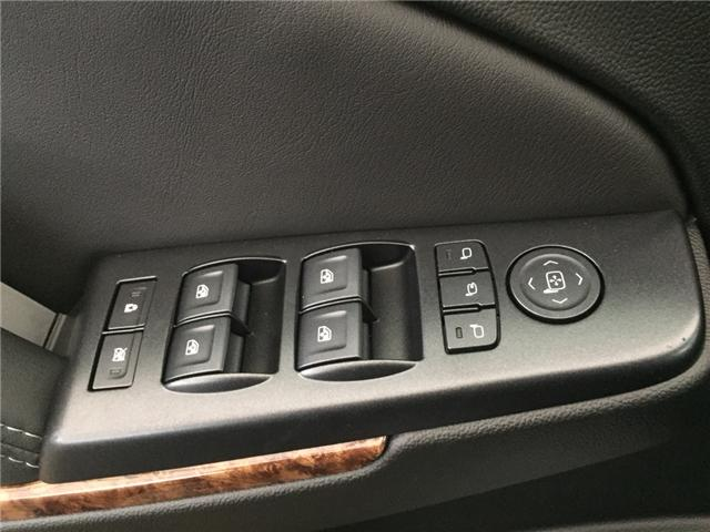 2019 Chevrolet Tahoe Premier (Stk: 168012) in AIRDRIE - Image 17 of 28
