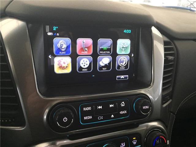 2019 Chevrolet Tahoe Premier (Stk: 168012) in AIRDRIE - Image 25 of 28