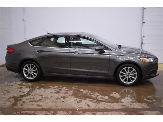 2017 Ford Fusion SE - BACKUP CAM * CRUISE * KEYLESS ENTRY (Stk: B2795) in Napanee - Image 1 of 30