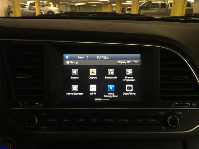 2018 Hyundai Elantra GL SE (Stk: WE165) in Edmonton - Image 19 of 21