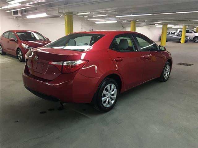 2016 Toyota Corolla LE (Stk: WE161) in Edmonton - Image 5 of 21