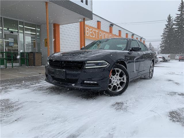 2017 Dodge Charger SXT (Stk: F266) in Saskatoon - Image 1 of 18
