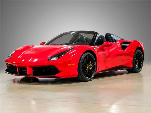 2018 Ferrari 488 Spider Base (Stk: U4172) in Vaughan - Image 1 of 30