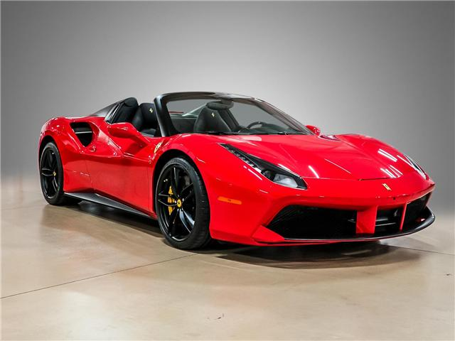 2018 Ferrari 488 Spider Base (Stk: U4172) in Vaughan - Image 4 of 30