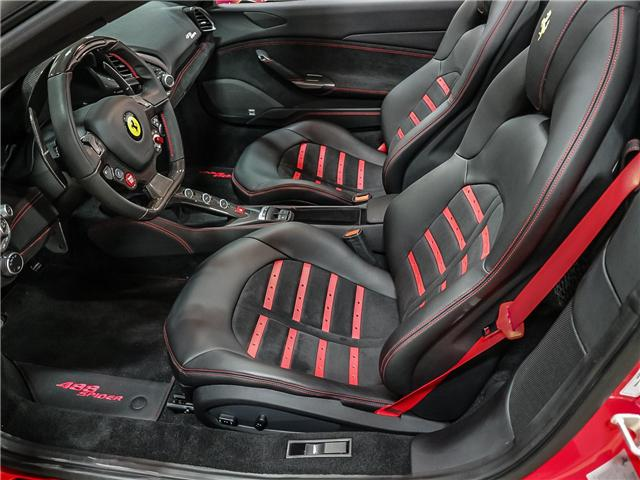2018 Ferrari 488 Spider Base (Stk: U4172) in Vaughan - Image 13 of 30