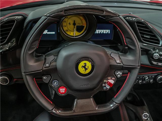 2018 Ferrari 488 Spider (Stk: U4172) in Vaughan - Image 15 of 30