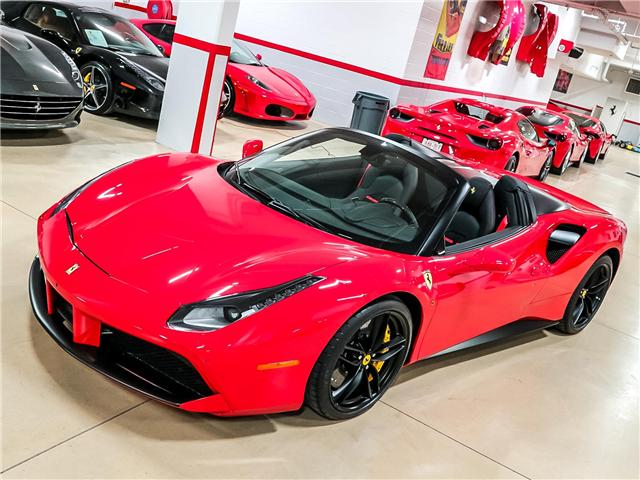 2018 Ferrari 488 Spider Base (Stk: U4172) in Vaughan - Image 28 of 30