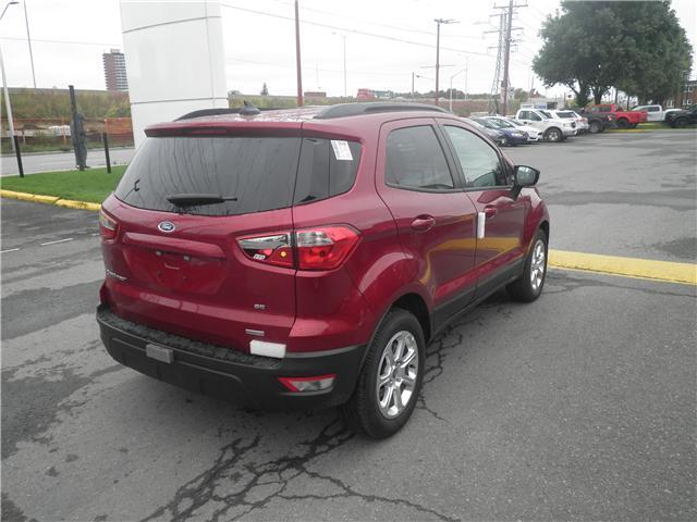 2018 Ford EcoSport SE (Stk: 1819890) in Ottawa - Image 5 of 11
