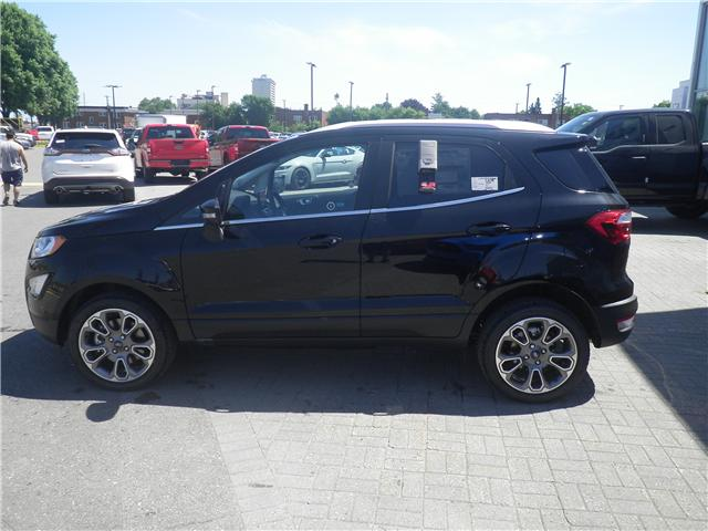 2018 Ford EcoSport Titanium (Stk: 1817470) in Ottawa - Image 2 of 12