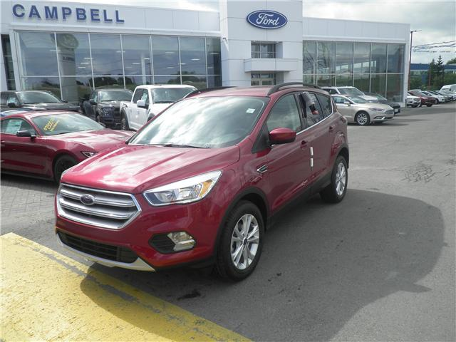2018 Ford Escape SE (Stk: 1818950) in Ottawa - Image 1 of 11