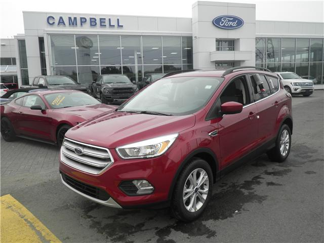 2018 Ford Escape SE (Stk: 1818630) in Ottawa - Image 1 of 11