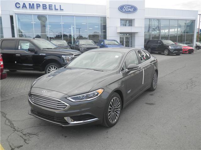 2018 Ford Fusion Energi SE Luxury (Stk: 1819910) in Ottawa - Image 1 of 11
