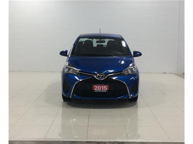 2015 Toyota Yaris LE (Stk: P5035) in Sault Ste. Marie - Image 2 of 11