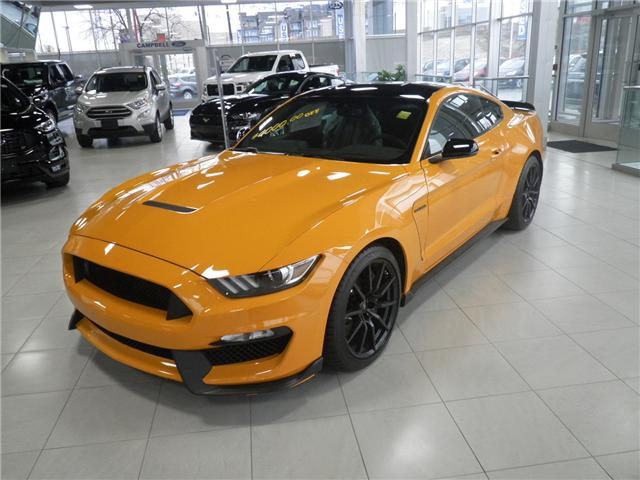 New Ford Shelby Gt350 For Sale In Ottawa Campbell Ford Sales