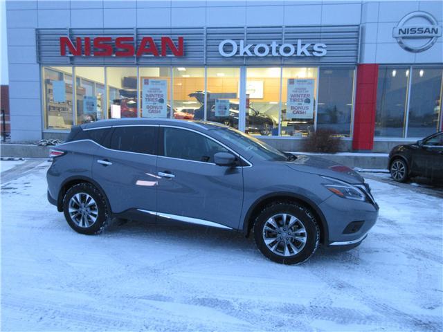 2018 Nissan Murano SL (Stk: 7938) in Okotoks - Image 1 of 28