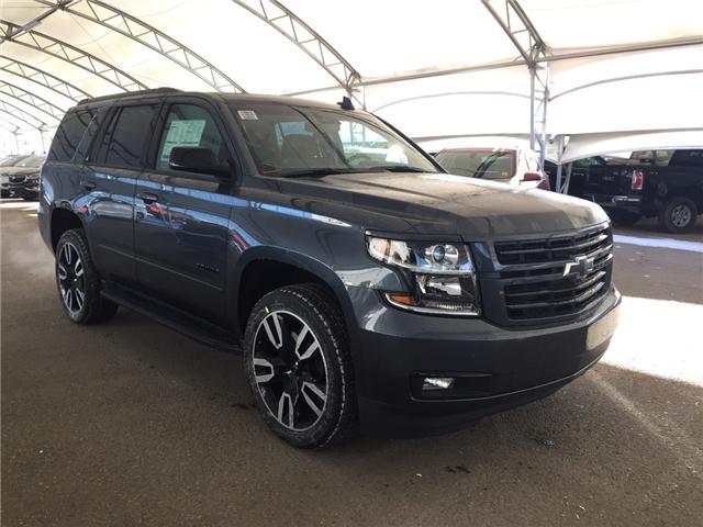 2019 Chevrolet Tahoe Premier (Stk: 169176) in AIRDRIE - Image 1 of 26