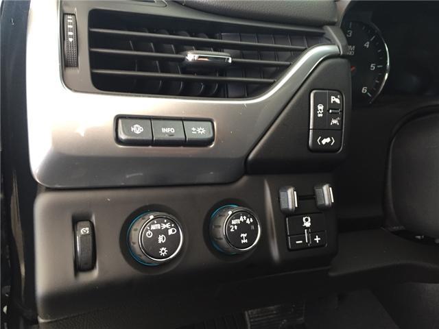 2019 Chevrolet Tahoe Premier (Stk: 169176) in AIRDRIE - Image 18 of 26