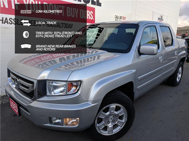 2011 Honda Ridgeline RTL (Stk: H00172B) in North Cranbrook - Image 1 of 15