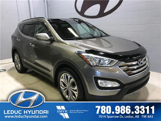 2016 Hyundai Santa Fe Sport 2.0T Limited (Stk: 9SF2088A) in Leduc - Image 2 of 9