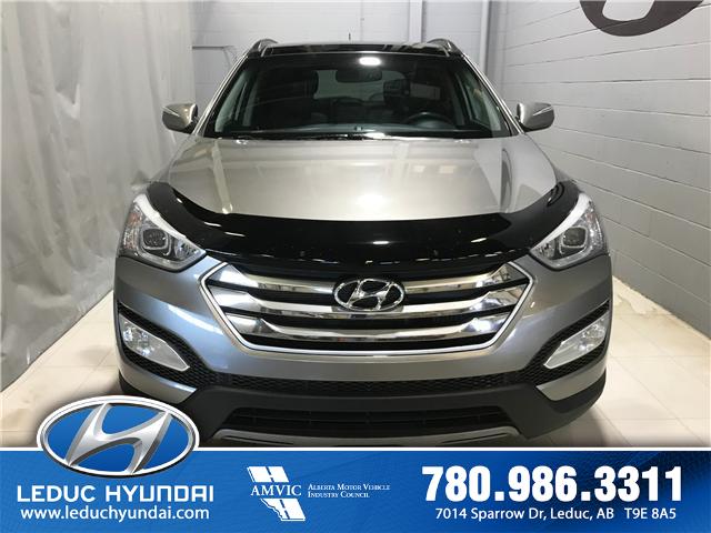 2016 Hyundai Santa Fe Sport 2.0T Limited (Stk: 9SF2088A) in Leduc - Image 1 of 9