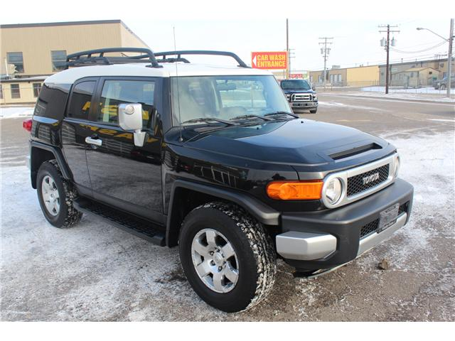 2007 Toyota FJ Cruiser Base (Stk: CT2528) in Regina - Image 1 of 18