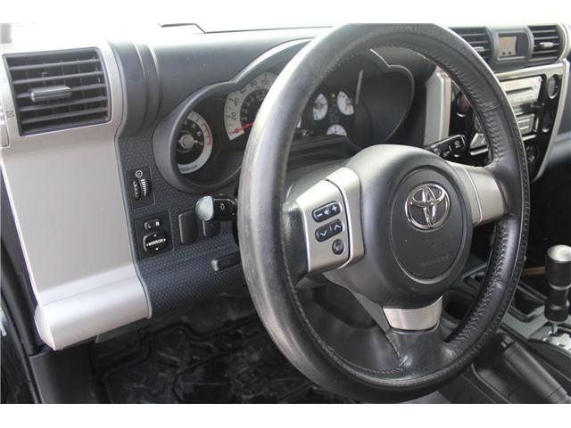 2007 Toyota FJ Cruiser Base (Stk: CT2528) in Regina - Image 10 of 18