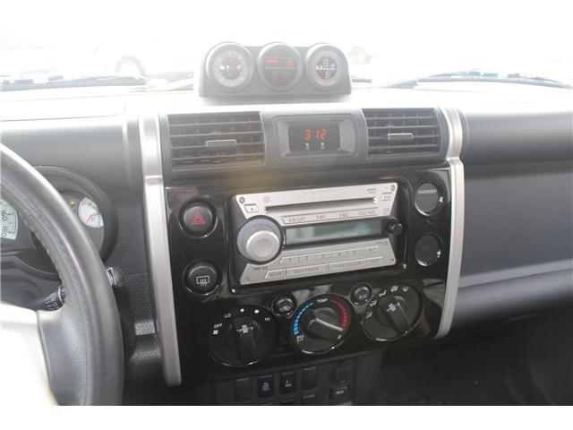 2007 Toyota FJ Cruiser Base (Stk: CT2528) in Regina - Image 13 of 18