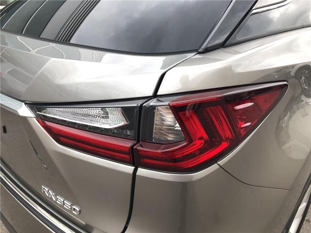 2017 Lexus RX 350 Base (Stk: 054390T) in Brampton - Image 8 of 21