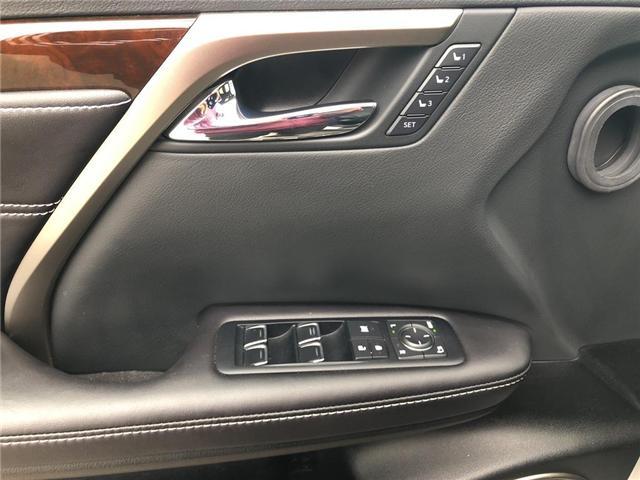 2017 Lexus RX 350 Base (Stk: 054390T) in Brampton - Image 12 of 21