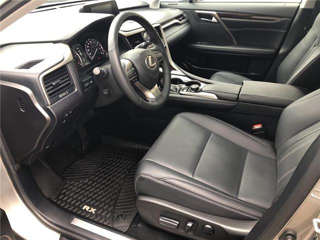 2017 Lexus RX 350 Base (Stk: 054390T) in Brampton - Image 13 of 21