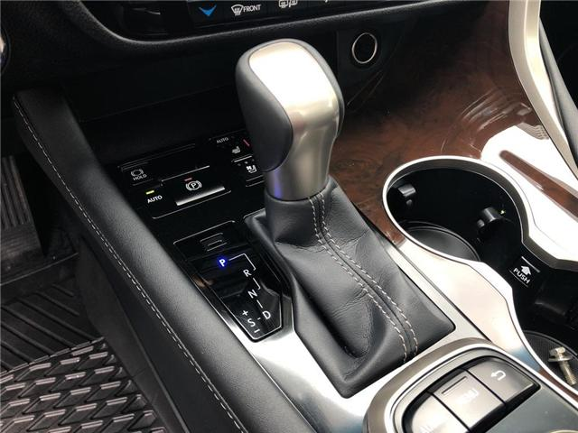 2017 Lexus RX 350 Base (Stk: 054390T) in Brampton - Image 17 of 21
